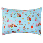 Forever Friends Toddler Pillowcase with Down Softness Pillow by Otes Owl