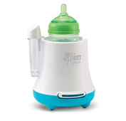 The First Years Kids Baby Care Quick Serve Bottle Warmer. New