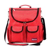 Multifunction Backpack Mummy Baby Nappy Nappy Womens Shoulder Bag Tote Handbag