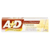 A+D Original Nappy Rash Ointment - 120ml for Newborn and Up