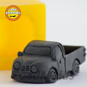 Soap Mould Small pickup truck Food-grade Silicone Moulds animal Mould Mould for Soap.