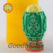 Soap Mould Patterned Egg Food-grade Silicone Moulds animal Mould Mould for Soap.