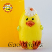 Soap Mould ?hick Food-grade Silicone Moulds animal Mould Mould for Soap.