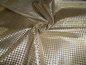 SILK BROCADE FABRIC WITH EMBROIDERY GOLD colour - Hobbies,Home decor,Sewing,Fashion,Doll Dress,Furnishing,Interior.
