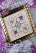 Lilac Time - Rajmahal Sadi Metal Thread and Art Silk Kit