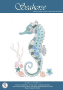 Seahorse - Rajmahal Sadi Metal Thread and Art Silk Kit