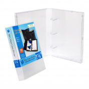 3 Ring Case View Mini Binder - Pack of 3