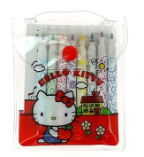 Hello Kitty Vintage Mini Fibre Pens Set