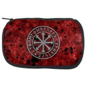 Viking Warrior Chaos Symbol Travel Bag