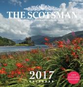 The Scotsman Wall Calendar 2017