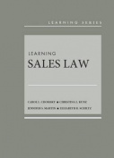 Learning Sales Law