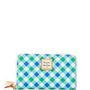 Dooney & Bourke Elsie Collection Zip Around Phone Wristlet