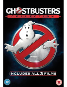 Ghostbusters 1-3 Collection [Region 2]