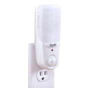 Automatic HS-8 Motion Activated Night Light, White