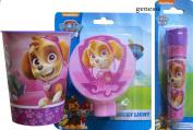 Children's Night Light Gift Sets Disney Frozen Olaf Night Light Gift Set Or Paw Patrol Girl Skye Night Light Gift Set