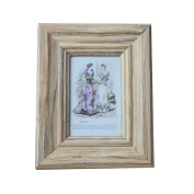 HEYFAIR Retro Picture Frame Collage Photo Display Home Decor