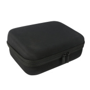 co2CREA Carrying Travel Storage Organiser Case Bag for Omron 7 Series Wireless Upper Arm Blood Pressure Monitor