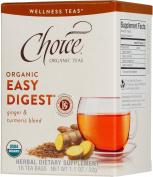 Choice Organic Teas, Easy Digest, 16 Count