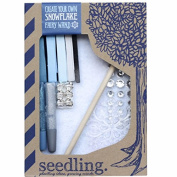 Seedling Create Your Own Snowflake Fairy Wand