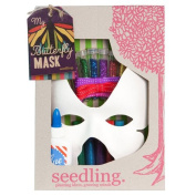 Seedling My Butterfly Mask DIY Kit