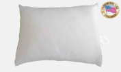 33cm X 46cm TODDLER Pillow Sham Stuffer White Hypoallergenic Pillow Insert (First Quality) Made in USA