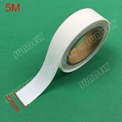 "SUNDELY® White Colour Hot Melt Seam Sealing Tape Roll 0.86"" X 16' (22mm X 5m) with 3 Layer for Waterproof Fabrics Sportswear"