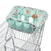 Playtime Cosy Cart Cover with 2 Toy Loops