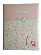 Child of Mine Carters Baby Girl First Year Memory Book Up to 5 Years Pink Owl