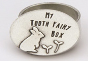 Tooth Fairy Box to Put On Tooth Fairy Pillow Keepsake tooth Fairy Ideas for Kids with Bunny