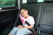 SuPoo Cute Child Safety Car Seat Belt Pillow