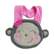 Meily♥TM Lovely Baby Girls Kids Children Waterproof Lunch Bibs