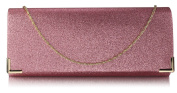 Ladies Women's Fashion Designer Celebrity Quality Party Glitter Clutch Bag Purse Evening Bags Night Out Festival CWE00235