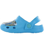 Thomas The Tank Engine Wilbert Boys Clogs/Crocs Sandals - Blue