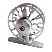 LeRytop(TM) UK New Full Metal Aluminium Fly Fish Reel Former Ice Fishing Vessel Wheel Pesca