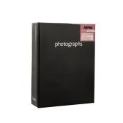 Arpan 15cm x 10cm Small Slip In Case Photo Album for 100 Photos Various Design & Colurs