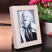 QYP White colour table picture frame photo wall