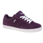 Circa Skate Shoes Game Girls Purple / White