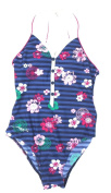 Zoggs Girl's Bronte X-bk Polyester Set