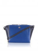 Mywalit Roma Crossbody Bag Royal Blue