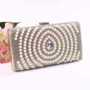 Fashion personality Ms. evening bags Diamond evening bag