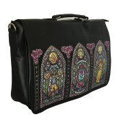 Goth and steampunk Women's Cross-Body Bag
