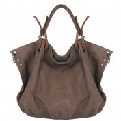 SOGAR Summer New Women's Casual Canvas Satchel Shoulder Crossbody Handbag Tote Fashion Bag,3 Colours