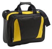SOL 'S Bags Busin Essbag Cambridge, black/gold, 40 x 31 x 11 cm