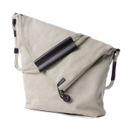 ZongSen Unisex Hobo Casual Canvas Crossbody Messenger Bags Classic Shoulder Bag