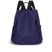 EQJFashion Women's Oxford Waterproof Cloth Backpack Satchel Bag Casual Rucksack