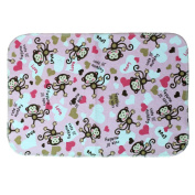 Baby & Toddler Waterproof Washable Nappy Changing Mat Pad - 3 Layers Waterproof