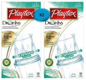 Playtex Drop-Ins Pre-Sterilised Disposable Liners 8-300ml