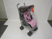 RAINCOVER TO FIT RECARO EASYLIFE PUSHCHAIR