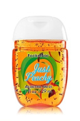 Bath & Body Works Just Peachy Pocketbac Hand Gel 29ml