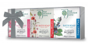 H. Bronnley & Co RHS Mixed Soap Gift Set